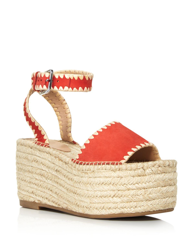 Pour La Victoire Women's Ria Espadrille Platform Sandal