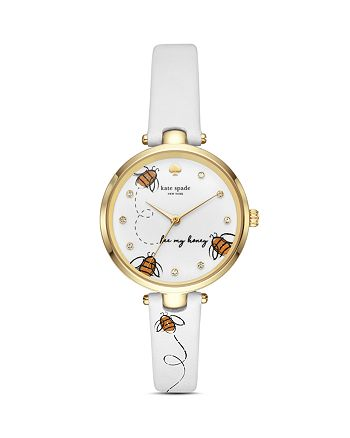 kate spade new york - Holland Bee Graphic Watch, 34mm