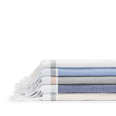 Mediterranean Organic Cotton Towels by Coyuchi