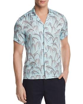 Sandro - Palm Slim Fit Button-Down Shirt - 100% Exclusive