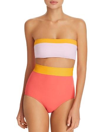 $Flagpole Lori Bikini Top & Arden Bikini Bottom - Bloomingdale's