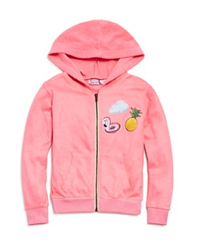 Play Six - Girls' Fun in the Sun Hoodie & Sweatpants - Little Kid