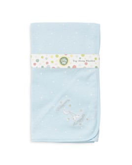 Little Me - Infant Boys' Welcome to the World Blanket - Baby