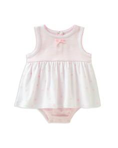 Absorba Girls' Stripe Dot Sunsuit Dress - Baby - Bloomingdale's_0