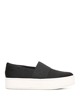 Via Spiga - Women's Traynor Platform Slip-On Sneakers