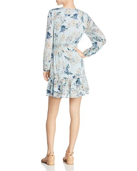 Beltaine - Printed Wrap Dress - 100% Exclusive
