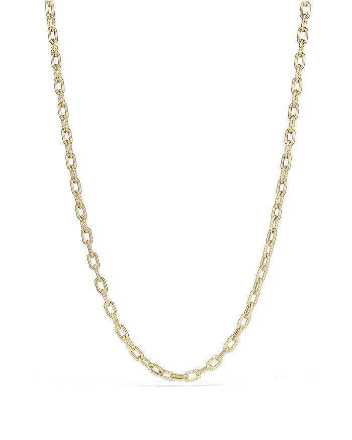 David Yurman - Madison Bold Chain Necklace in 18K Gold
