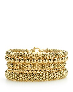 LAGOS - Caviar Gold Collection Bracelets