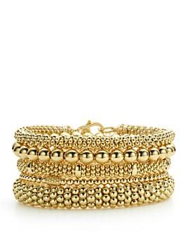 LAGOS - Caviar Gold Collection Bracelets