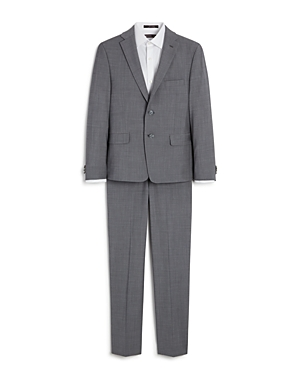 Michael Kors Boys Suit Jacket  Pants Set  Big Kid