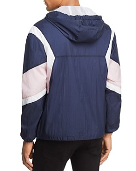 Tommy Jeans - Tommy Jeans Color-Blocked Hooded Jacket