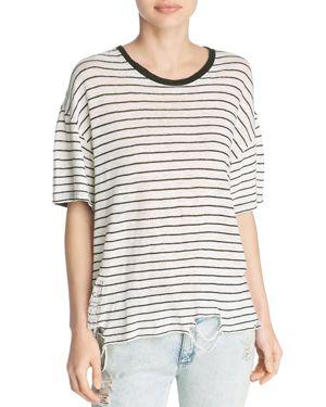 Iro. jeans Conah Striped Tee 2873784