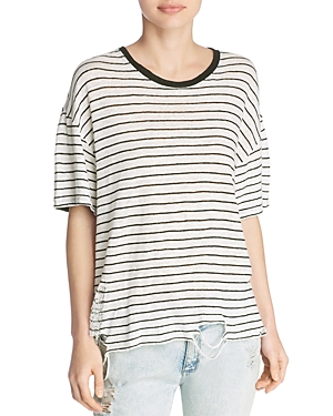 Iro. jeans Conah Striped Tee