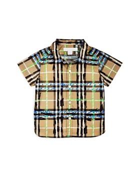 Burberry - Boys' Scribble Check Shirt - Baby