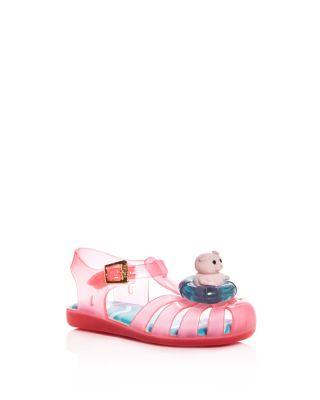 Mini Melissa Kids Mini Aranha Xi Ballet Flat