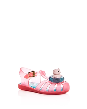 Mini Melissa Girls Aranha Xi Sandals  Walker Toddler