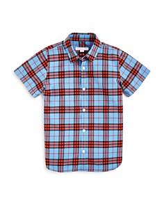 Burberry Boys Clarkey Check Shirt - Little Kid, Big Kid - Bloomingdale's_0