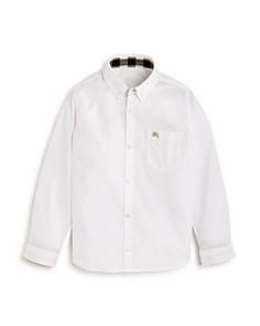 Burberry Boys' Button-Down Shirt - Little Kid, Big Kid - Bloomingdale's_0
