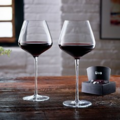 Ullo - Wine Purifier + 2x Angstrom Wine Glasses