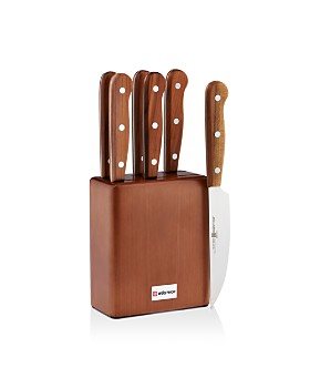 Wüsthof - 6-Piece Plum Steak Block Set - 100% Exclusive