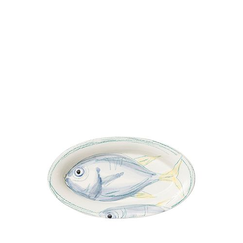 VIETRI - Pescatore Small Oval Tray