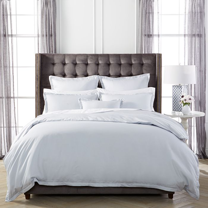 Hudson Park Collection - 680TC Supima Sateen Bedding Collection - 100% Exclusive