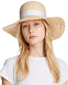 kate spade new york Just Married Sun Hat - Bloomingdale's_0