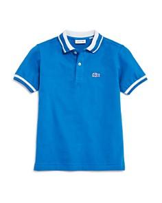 Lacoste Boys' Candy Stripe Polo - Little Kid, Big Kid - Bloomingdale's_0