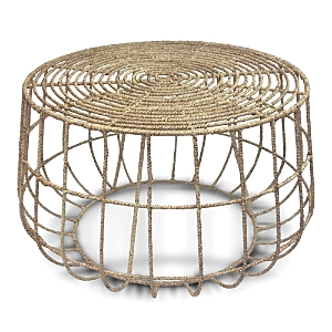 Selamat Designs Jute Coffee Table