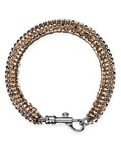 Atelier Swarovski - Skinny Single Bolster Bracelet