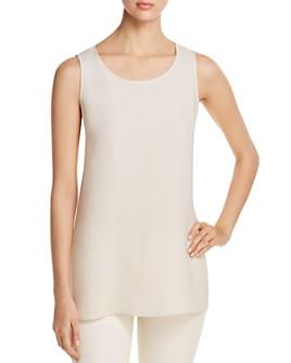 Lafayette 148 New York - Ruthie Sleeveless Silk Blouse