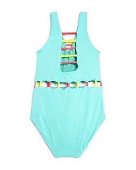 Peixoto - Girls' Jade Cutout Swimsuit - Little Kid, Big Kid