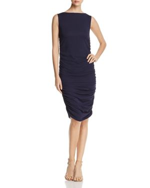 Kenneth Cole Sleeveless Ruched Dress 2890420