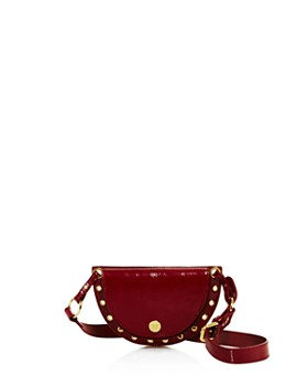 See by Chloé - Kriss Convertible Patent Leather Belt Bag