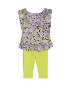 Splendid - Girls' Flutter-Sleeve Top & Leggings Set - Baby
