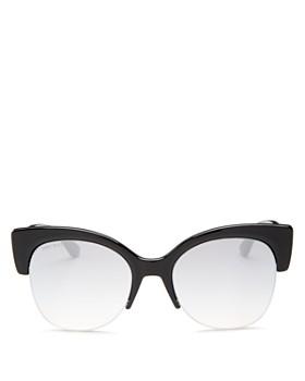 29d630e7760 Jimmy Choo - Women s Priya Cat Eye Sunglasses