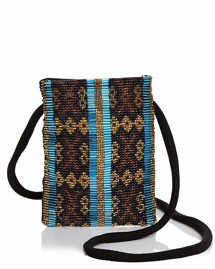 Pen Pal Beaded Belt Bag