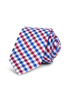 Bloomingdale's Boys Boys' Check Tie - 100% Exclusive_0