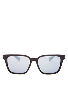 Polaroid - Men's Polarized Square Sunglasses, 55mm