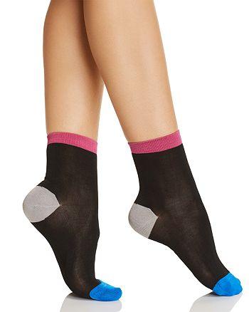 Hysteria by Happy Socks - Hysteria Grace Slinky Ankle Socks