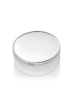 Wedgwood - Infinity Round Keepsake Box