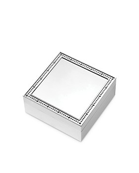 Wedgwood - With Love Square Keepsake Box