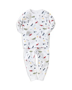 Kissy Kissy - Boys' Aviator Pajama Top & Pants Set - Baby