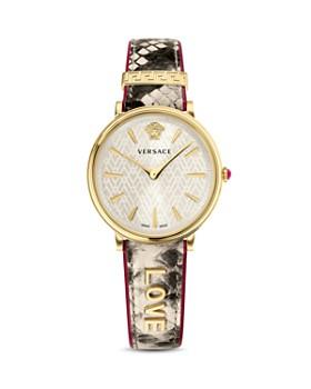 Versace Collection - Manifesto Edition Watch, 38mm