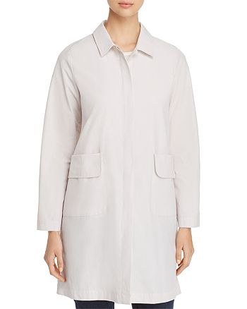 Eileen Fisher - Classic Patch-Pocket Jacket