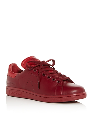 Adidas By Raf Simons RAF SIMONS FOR ADIDAS WOMEN'S STAN SMITH LEATHER LACE UP SNEAKERS