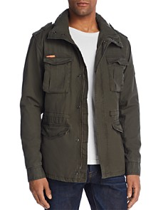Superdry Classic Rookie Military Jacket - Bloomingdale's_0