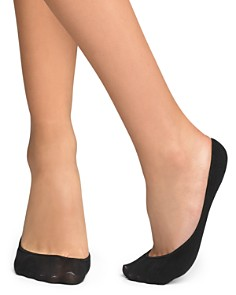 HUE Cool Contours Low-Cut Liner Socks - Bloomingdale's_0
