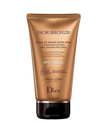 Dior - Bronze After Sun Care - Ultra Fresh Monoï Balm