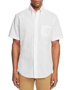 Brooks Brothers Seersucker Classic Fit Button-Down Shirt - Bloomingdale's_0